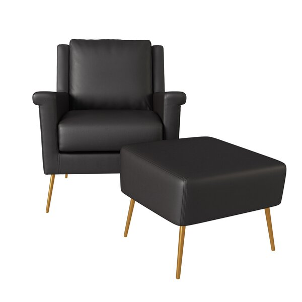 Mercer41 Leather Chairs