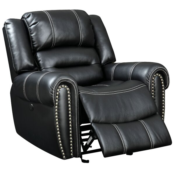 Laura Manual Glider Recliner [Red Barrel Studio]