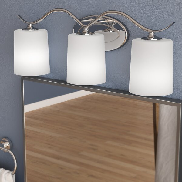 Greenwell 3-Light Vanity Light by Three Posts