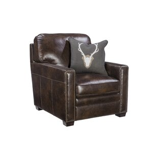 Andersonville Leather Armchair