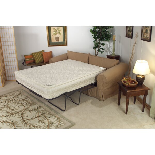 Airdream 11 Innerspring/Coil Full Futon Mattress by Alwyn Home