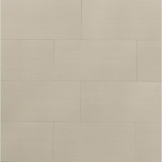 Weston 12 x 24 Porcelain Field Tile in Beige by Grayson Martin