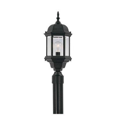 Castellanos 1-Light 20 Post Light by Alcott Hill