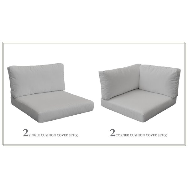 Monterey 10 Piece Outdoor Cushion Set by TK Classics