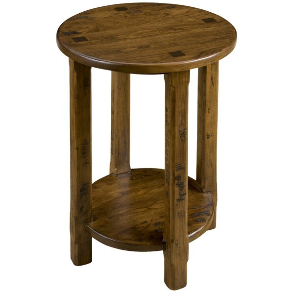 Milagro End Table By Charlton Home®