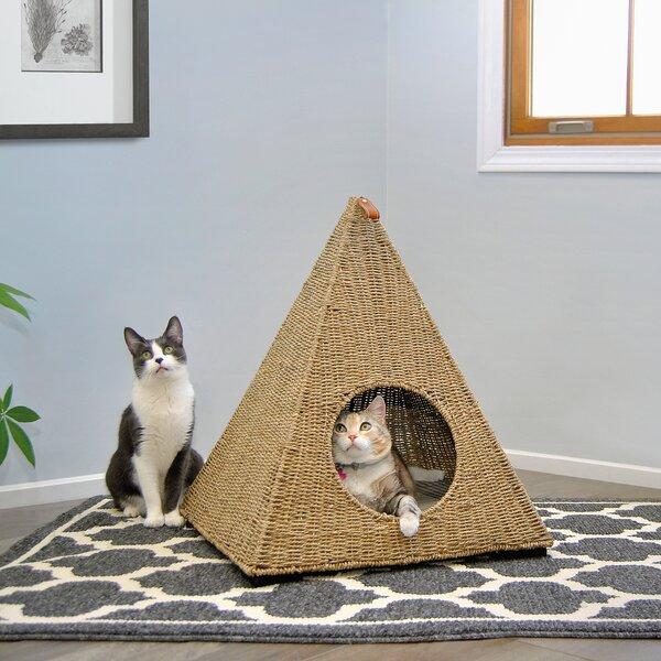 Kansas Pyramid Cat Nester by Tucker Murphy Pet