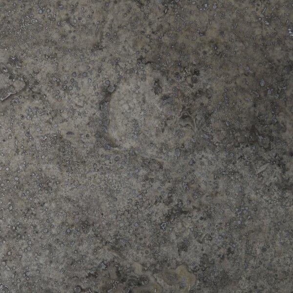 18 x 18 Travertine Field Tile in Honey Sliver by MSI