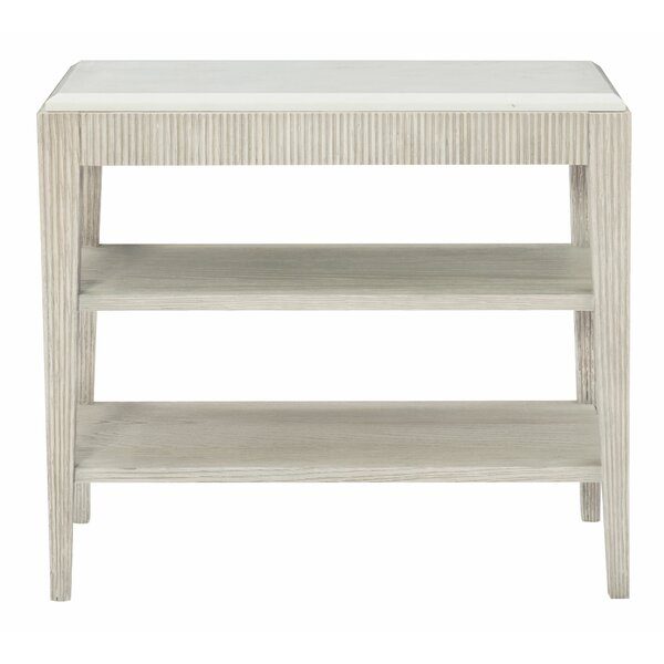 Domain End Table with Storage by Bernhardt Bernhardt