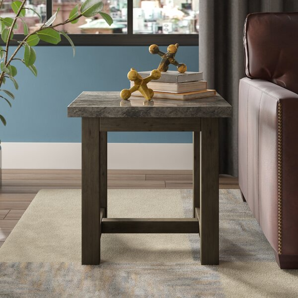 Jameown End Table by Trent Austin Design