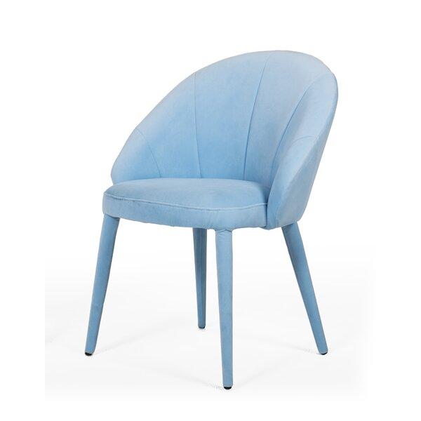 Sykesville Upholstered Dining Chair by Latitude Run Latitude Run