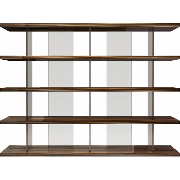 Meena Library Bookcase By Orren Ellis