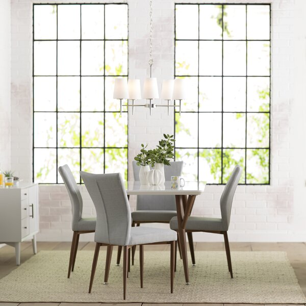 Rio 5 Piece Dining Set by Langley Street Langley Street™