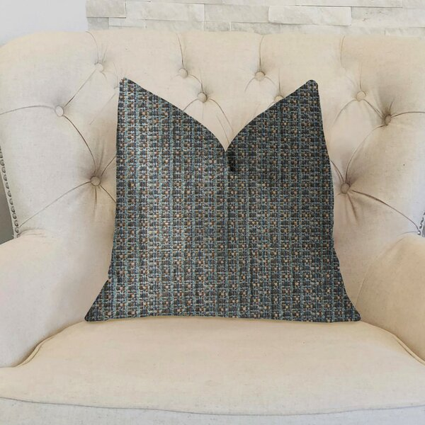 Doty Luxury Throw Pillow by Corrigan Studio