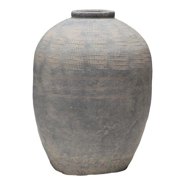 Vinson Cement Pot Planter by World Menagerie