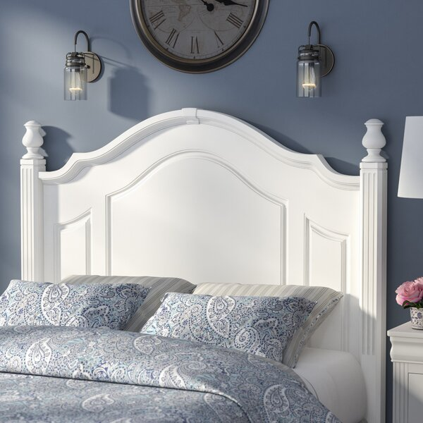 Erving Panel Headboard by Darby Home Co