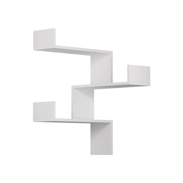 Sadie Modern Wall Shelf by Brayden Studio