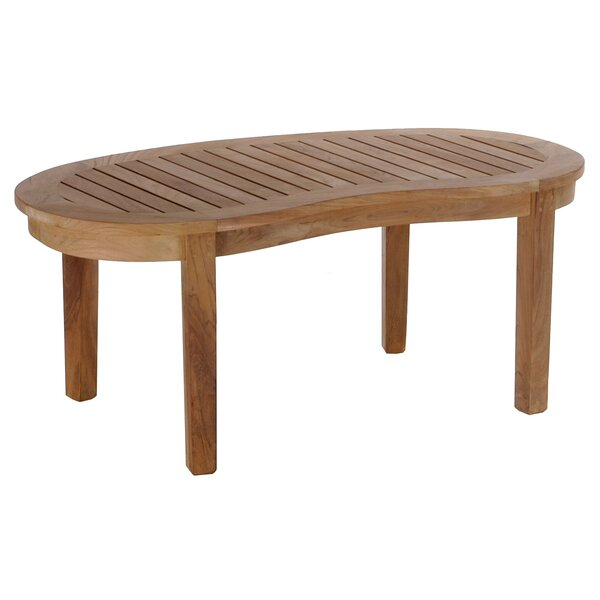 Peanut Teak Coffee Table by Chic Teak