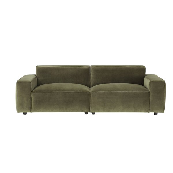 Bobby Berk Upholstered Olafur 2 Piece Modular Sofa Sectional By A.R.T. Furniture in , Green by Bobby Berk + A.R.T. Furniture Bobby Berk + A.R.T. Furniture