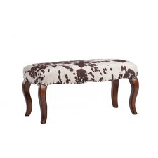 Watsonville Upholstered Bedroom Bench by Loon Peak