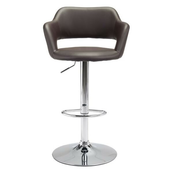 Sorrel Adjustable Height Bar Stool by Orren Ellis