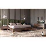 Josey Velvet Platform 5 Piece Bedroom Set byBrayden Studio