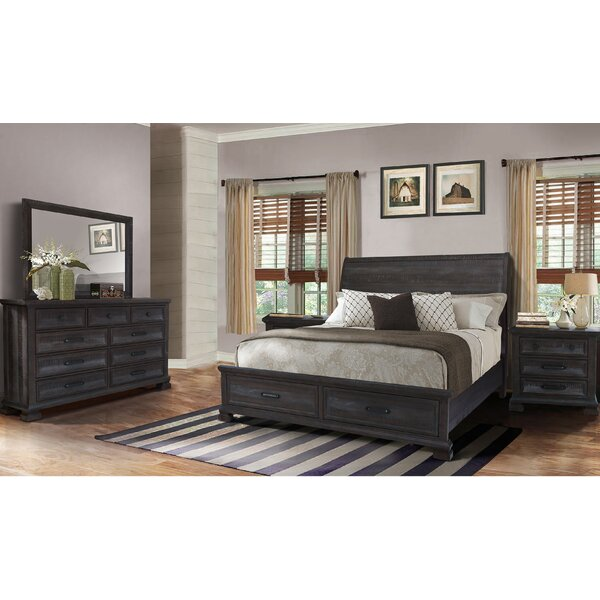 Upney Platform 5 Piece Bedroom Set by Gracie Oaks