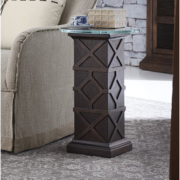Winfred End Table by Canora Grey Canora Grey