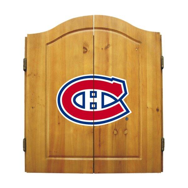NHL Dart Cabinet by Imperial International
