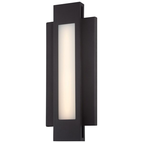 LED Outdoor Sconce by George Kovacs by Minka