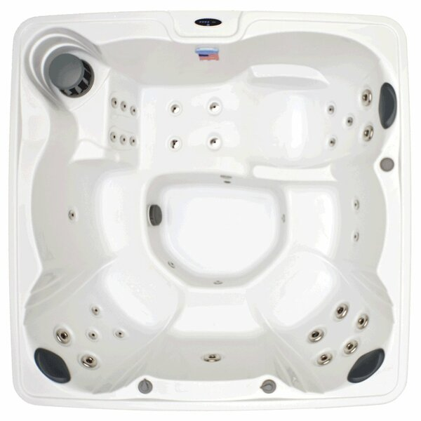 5-Person 32-Jet Spa with Ozone System by Home and Garden Spas