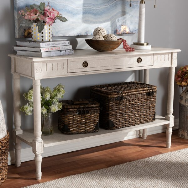 Nakagawa Console Table By August Grove