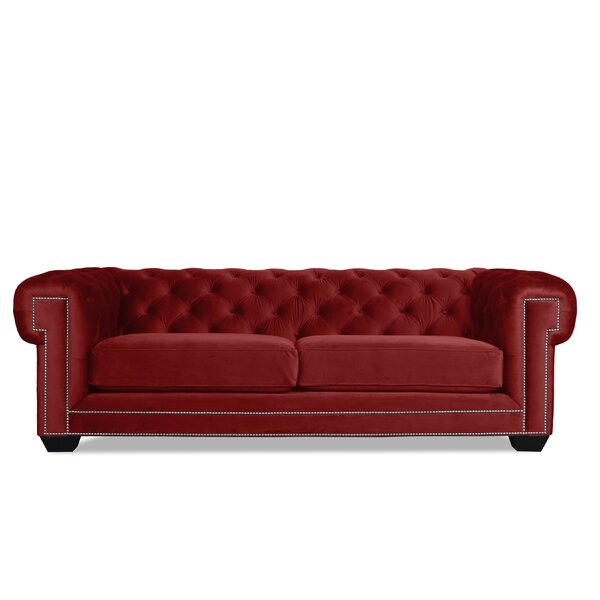 Web Order Alexander Chesterfield Sofa by South Cone Home by South Cone Home