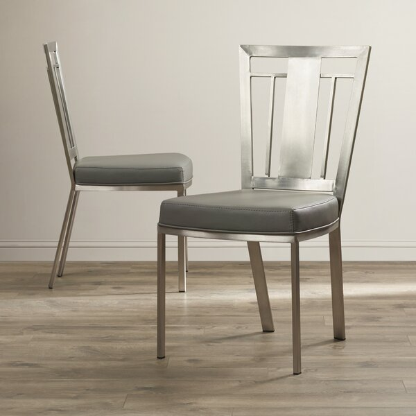 Cleo Side Chair (Set of 2) by Wade Logan