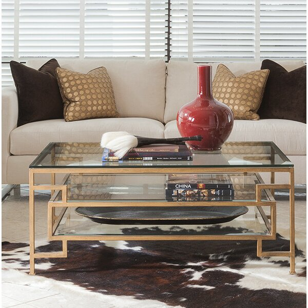 Metal Designs Coffee Table With Storage By Artistica Home