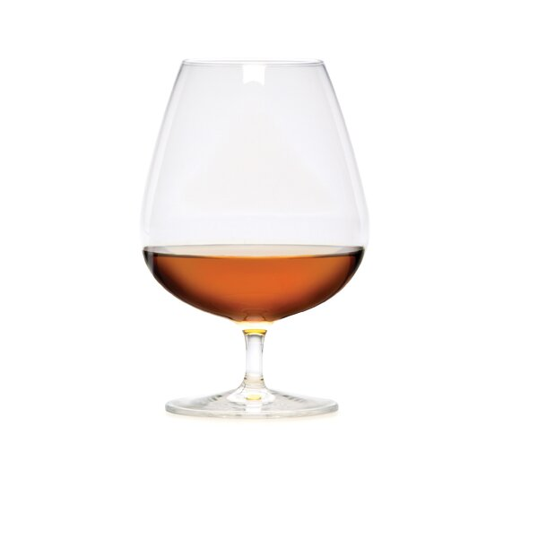 Barmasters 22 oz. Crystal Snifter Glass (Set of 4) by Mikasa
