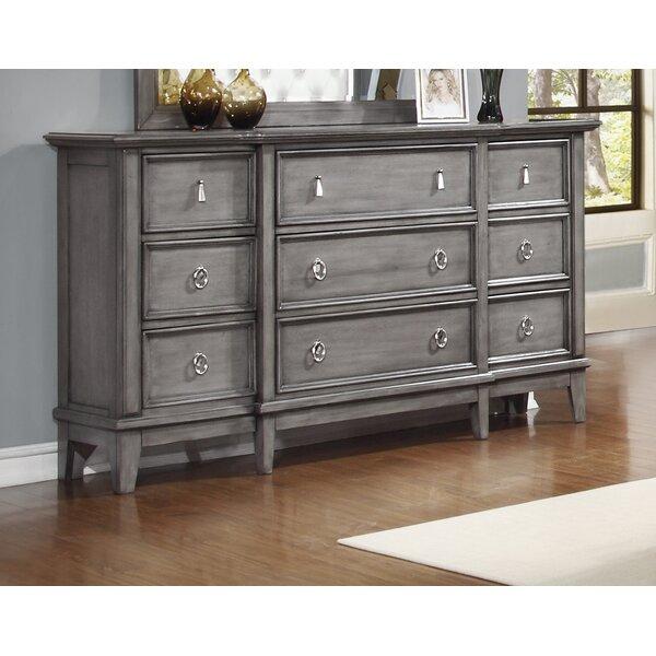 Palmisano 9 Drawer Dresser by One Allium Way
