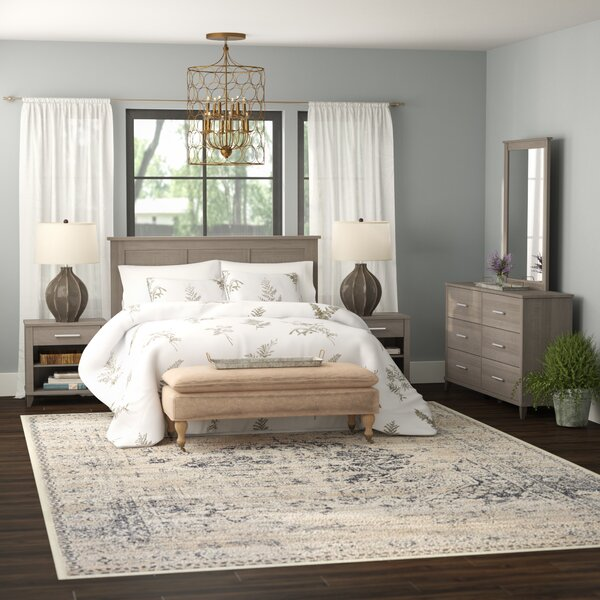 Valencia 5 Piece Bedroom Set by Laurel Foundry Modern Farmhouse