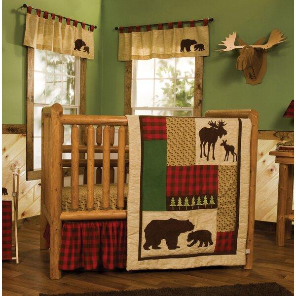 Trend Lab Northwoods 6 Piece Crib Bedding Set Amp Reviews