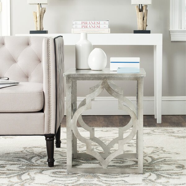 Lyric End Table By Mistana Discount
