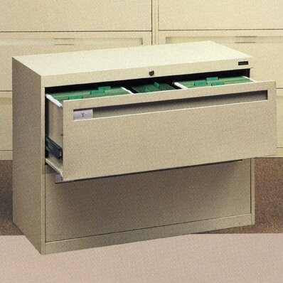 2-Drawer  File by Tennsco Corp.2-Drawer  File by Tennsco Corp.