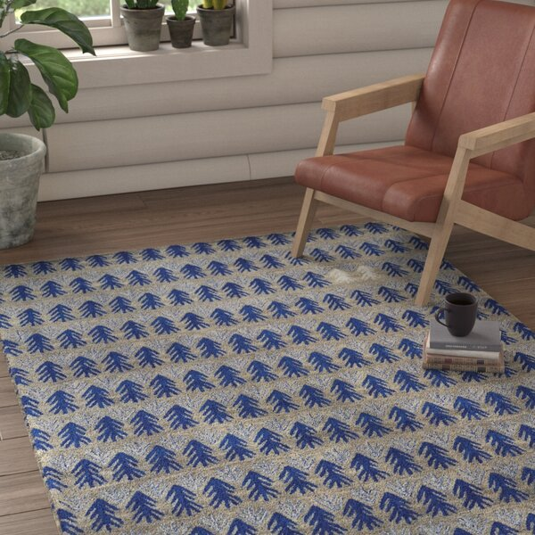 Pillar Hand-Tufted Royal Area Rug by Union Rustic