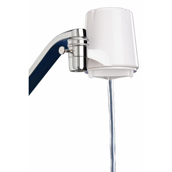 Level 3 Faucet Mount Drinking Water Filter by Culligan
