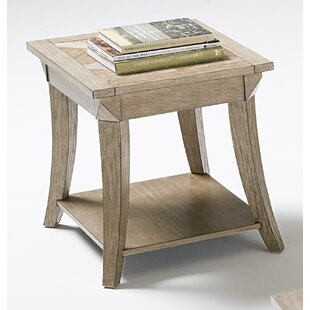 Price comparison Ellsworth End Table By Gracie Oaks
