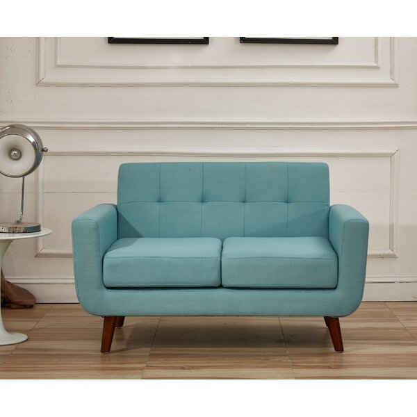 Luciano 2 Piece Living Room Set (Set of 2) by George Oliver