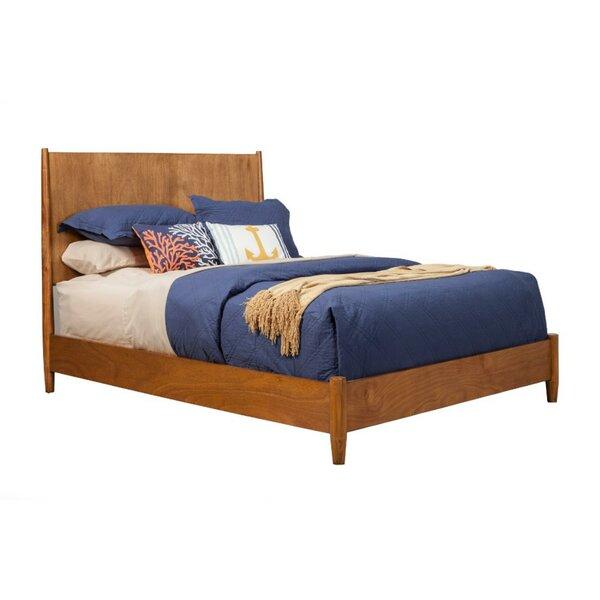 Ebbert Mid Century Standard Bed by Corrigan Studio