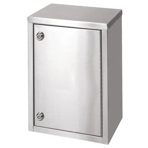 11 W x 15 H Wall Mounted Cabinet