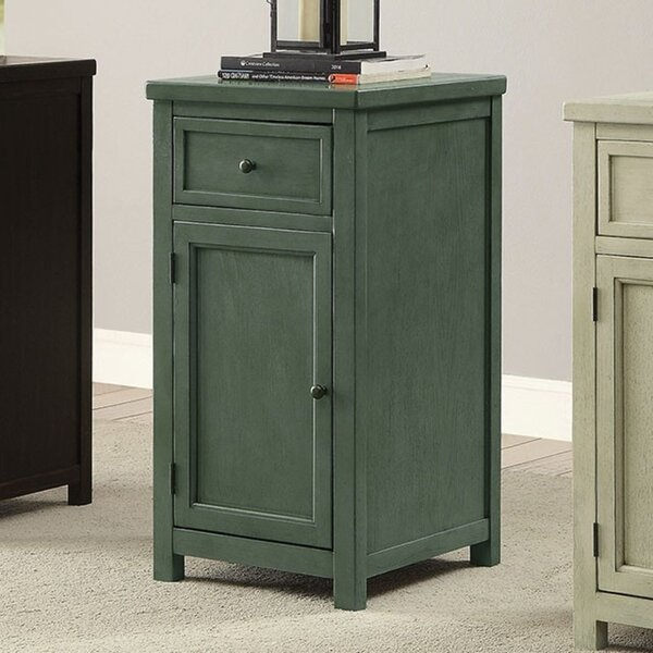 Nick End Table With Storage By August Grove