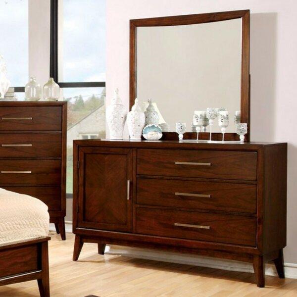 Timberville 3 Drawers Combo Dresser by Brayden Studio