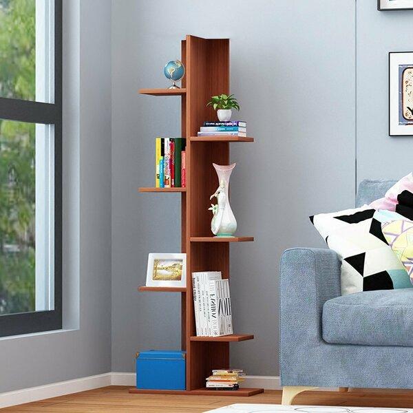 Cudney Deluxe 55 Bookcase by Ebern Designs