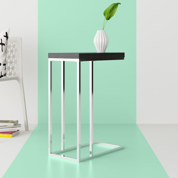 Halcott End Table by Hashtag Home
